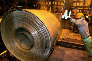 US tariff brought down the price of steel in Asia