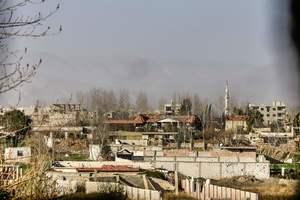 Syria: militants began to leave Eastern ghouta