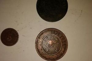 A Moldovan tried to export from Ukraine to Russia a collection of old coins