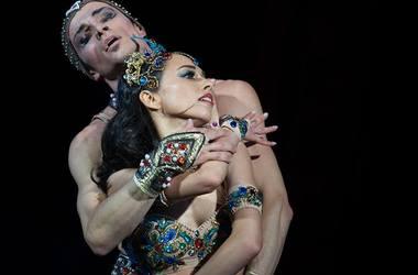 Екатерина Кухар и Александр Стоянов сыграют роль мистических существ