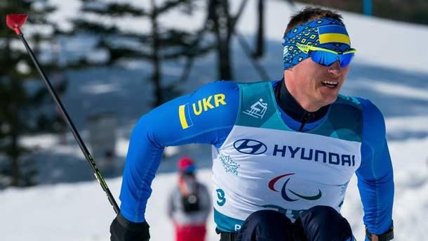 Максим Яровый победил на дистанции 15 км. Фото AFP