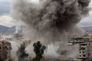East ghouta: over a thousand people were killed in three weeks