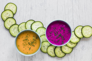 Великий пост-2018: два рецепта супа-пюре из овощей
