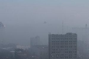 Киевлян предупреждают о тумане