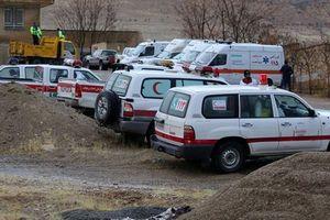 Спасатели обнаружили тела погибших в авиакатастрофе в Иране