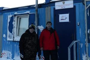 Выборы президента России уже состоялись на российском острове в Заполярье