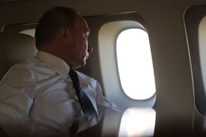 Решил, что салют: Путин рассказал, как его вертолет обстреляли в Чечне