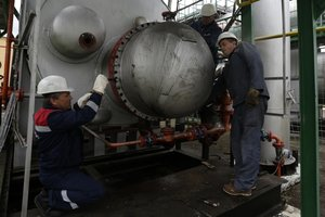 Ukraine has burned almost half of winter gas reserves