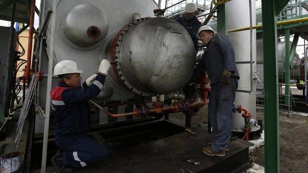 Премьер Украины спрогнозировал снижение потребления газа еще начетверть