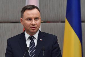 """Дуда рассказал, какую ошибку по """"антибандероскому закону"""" допустили польские власти"""