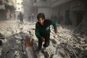 The conflict in Syria has lasted for seven years: observers counted the number of dead
