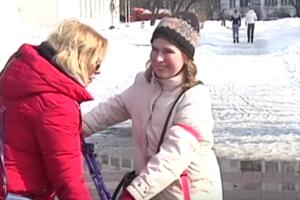 Жизнь наощупь: как спорт помогает украинцам жить в полную силу