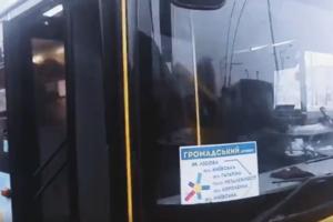 Из Броваров в Киев запустили бесплатный автобус