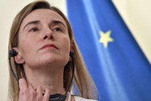 """Могерини рассказала, насколько ЕС """"устал"""" от Украины"""