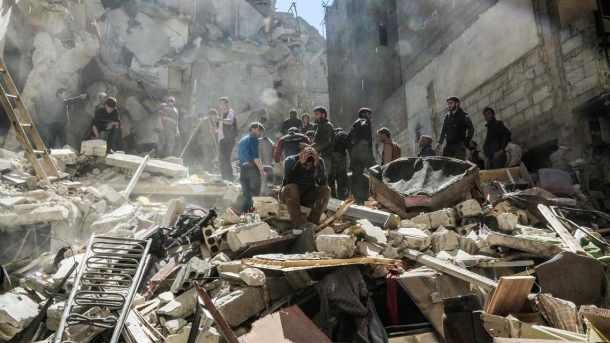 Image result for в Восточной Гуте погибли 1099 мирных жителей