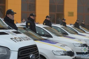 Полиция Одессы получит французский вертолет и патрульные катера