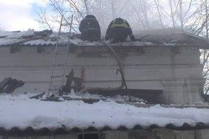 В Харькове огонь убил двоих парней