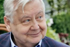 Умер Олег Табаков: что артист говорил об Украине