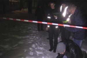 В Киеве мужчина зарезал иностранца