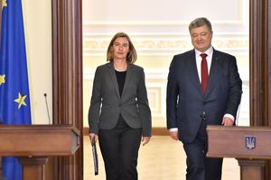 Mogherini explained, when Ukraine will receive $ 1 billion from the EU