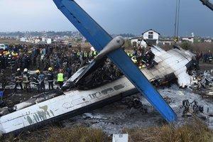 Авиакатастрофа в Катманду: число погибших возросло