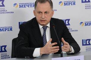 Борис Колесников: Мир и новая Конституция – две основных ступени к экономическому росту Украины