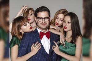 Ахтем Сеитаблаев стал лицом новой коллекции одежды от Андре Тана