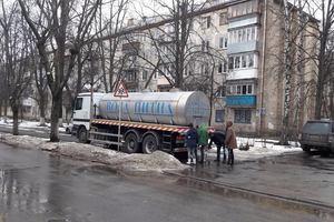 """13 домов без воды: в """"Киевводоканале"""" прокомментировали аварию на водопроводе"""