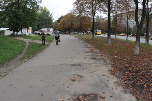 В Киеве закрывают движение на пересечении проспекта Леся Курбаса и улицы Гната Юры (схема)