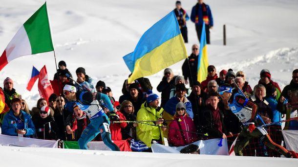 Сборная Украины не поедет на этап Кубка мира по биатлону в Тюмень. Фото AFP