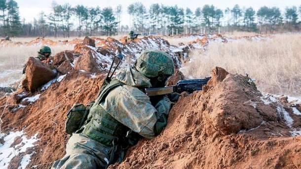 Противостояние продолжается. Фото: facebook.commod.mil.rus