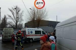 Масштабный пожар в Киеве: появились новые подробности и фото