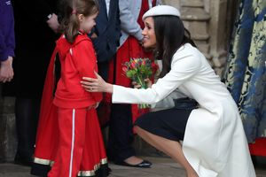 Королевский дворецкий рассказал о сходстве Меган Маркл и принцессы Дианы