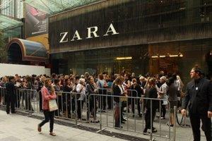 Бренд Zara создаст витрины своих магазинов с дополненной реальностью