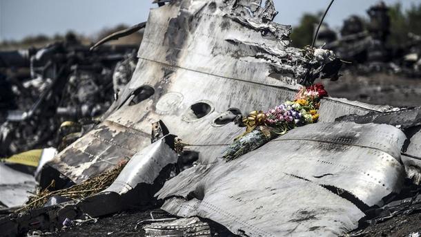 Крушение MH17: