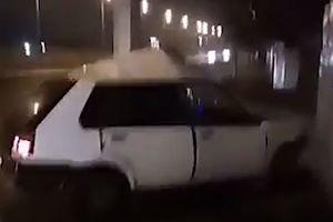 В Одесі п'яний розбишака, тікаючи від переслідування іншим водієм, вбив пасажирку (відео 18+)