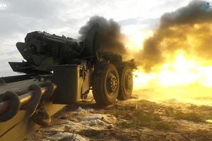 Україна налагодила випуск снарядів великого калібру: з'явилися фото та відео вогневих випробувань