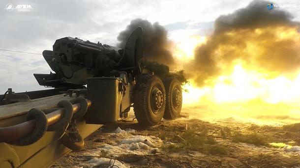 Украина наладила выпуск снарядов крупного калибра: появились фото и видео огневых испытаний
