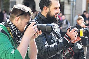 Где и кого нельзя фотографировать без разрешения