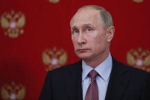 Украина жестко ответила на визит Путина в оккупированный Крым