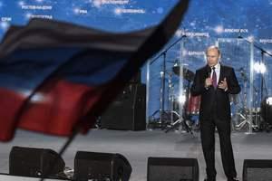 Путин в оккупированном Крыму пошел по стопам Медведева: