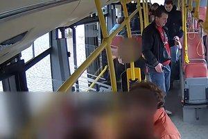 В Праге украинцы в автобусе избили чеха с пистолетом