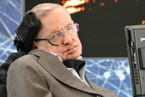 Вселенная Стивена Хокинга: жизнь и труды великого ученого