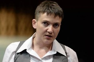 Савченко вернулась в Украину