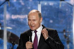 В Госдепе напомнили Путину, что Крым − это Украина