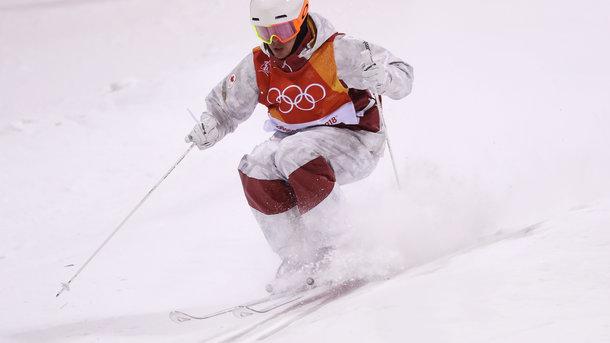 Могул на Олимпиаде. Фото AFP