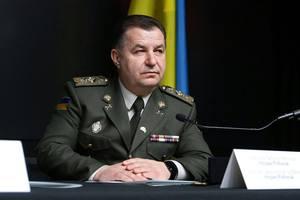 Новая декларация Полторака: на чем заработал министр обороны