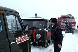 In Ukraine there is a storm: rescuers have warned of the threat of the