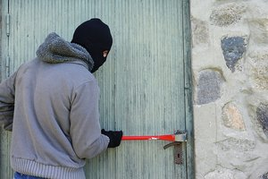 Robbed 13 stores in Zhytomyr region caught the serial thieves