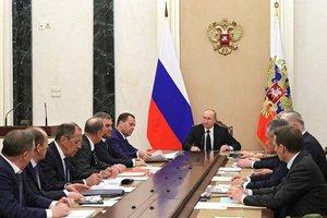 Скандал между Россией и Британией: Путин созвал совет безопасности